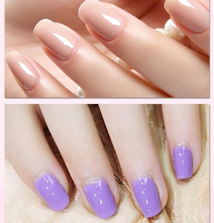 Fast Drying Nails Spray Polish / Color Nail Gel Spray For Lady ...