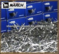Shanghai March Nails horse equipment horseshoe Factory Types Of Wood Nails
