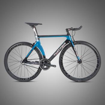 7ef591e09d3 Carbon T800 Aero-racing fixie urban track bike bikes