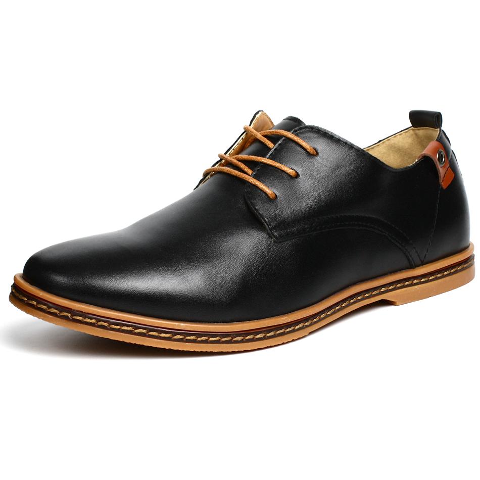 sepatulucu: Black Mens Casual Shoes Images
