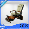 With pipeless/magnet jet japan massage chair manufacturer of pedicure chair China