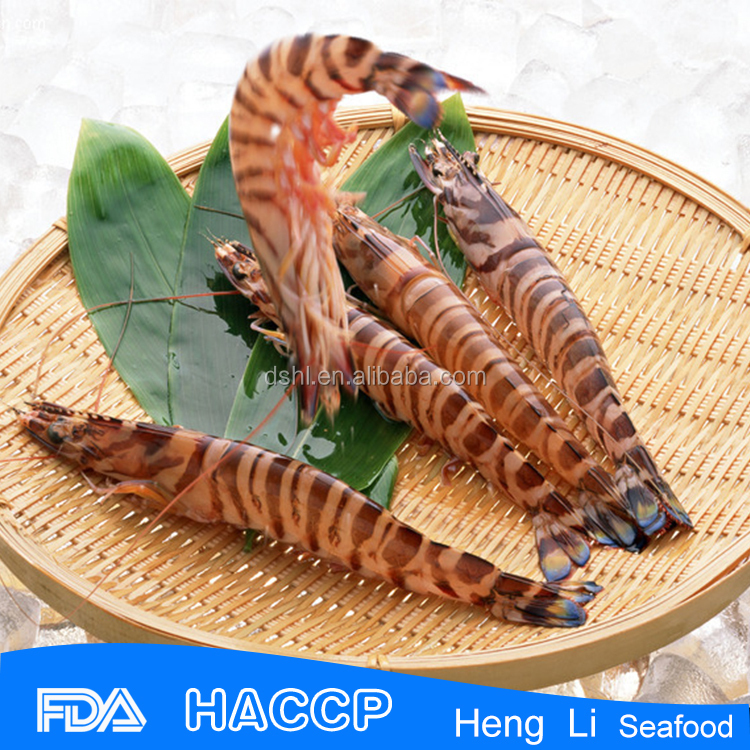 Hl002 Giant Shrimp From China - Buy Frozen Banded Shrimp,Giant Shrimp,Best  Quality Frozen Banded Shrimp Product on Alibaba com