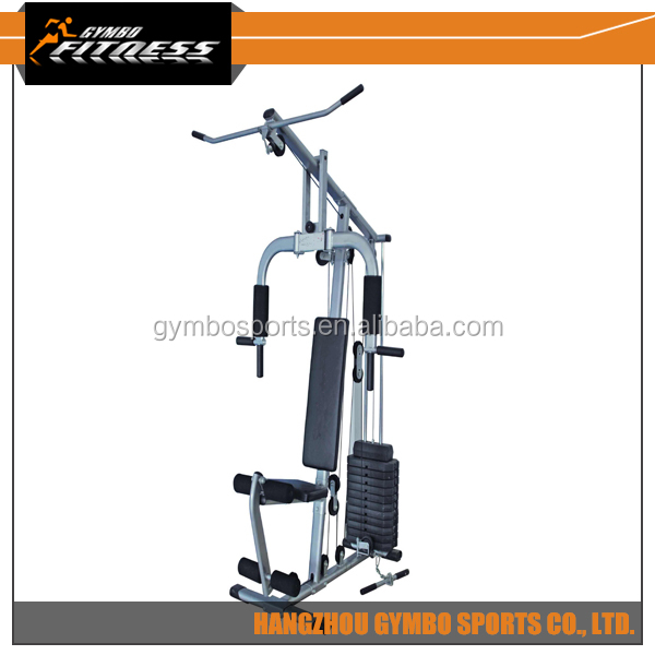 Commercial body fitness GB-8103 zhejiang 4-station multi gym