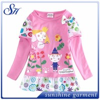 2015 New Style! Kids Wholesale Fancy Cotton Baby Girls Clothing Sets baby toddler clothing,newborn baby winter clothing