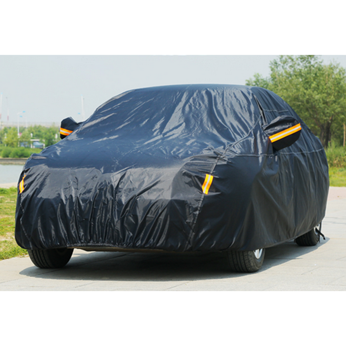 Rain hail proof auto cover china supplier car cover with doors and window for wholesales