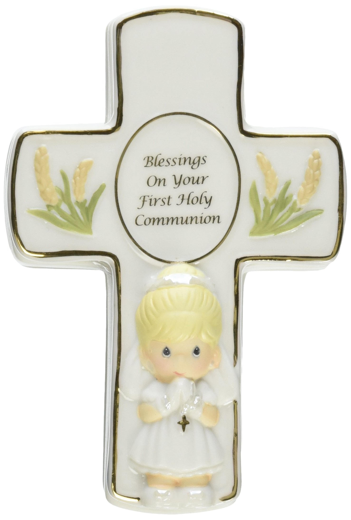 Cheap holy communion gifts find holy communion gifts deals on precious moments communion gifts blessings on your first holy communion bisque biocorpaavc