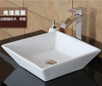 503 Table Top Basin Bathroom Sink Small