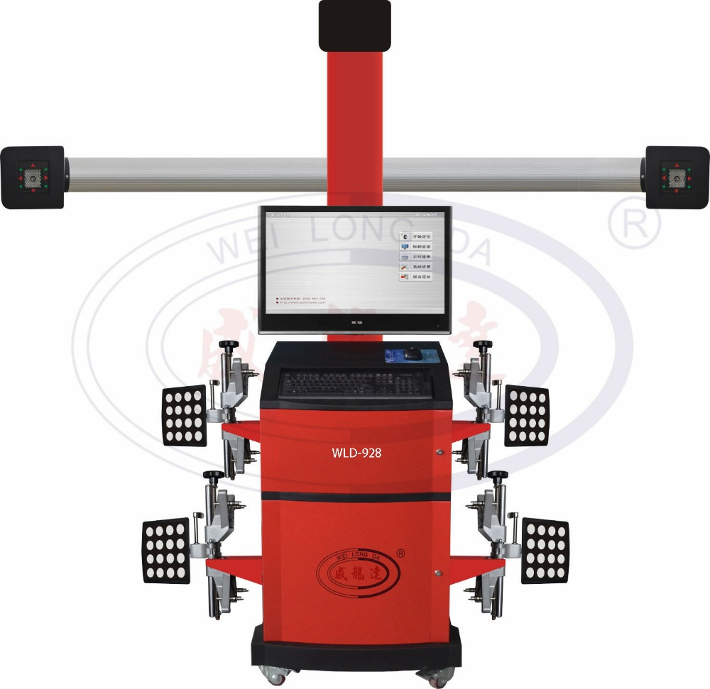 WLD-928 3D Automotive Car Wheel Alignment