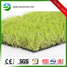 golden supplier landscape synthetic turf brown