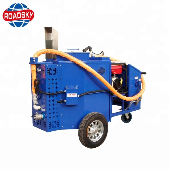 road maintenance filler asphalt sealing equipment for sale