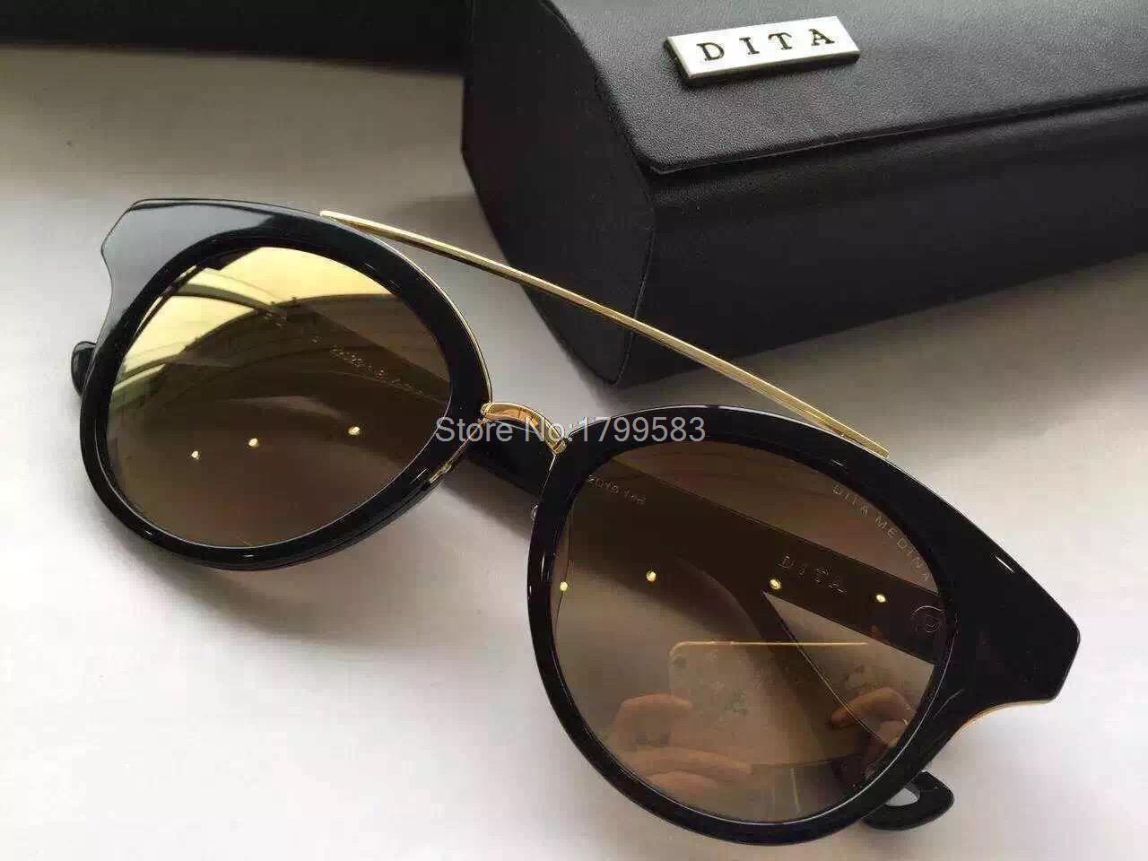 1358c0034540 New DITA Sunglasses Dita Medina Women Brand Designer Cat Eyes Retro ...