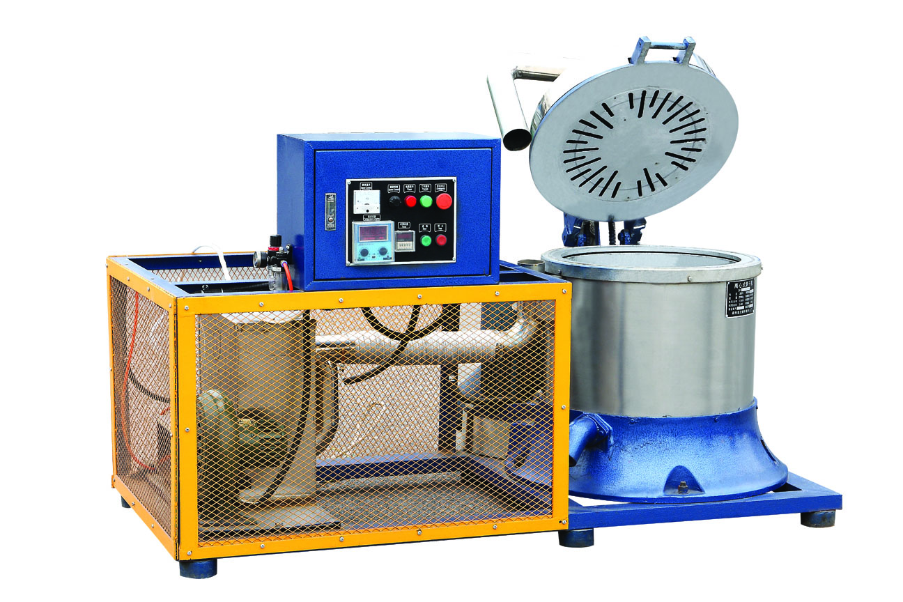 Veilige werking Industriële hete lucht centrifugale droger hoge snelheid centrifugale spray droger