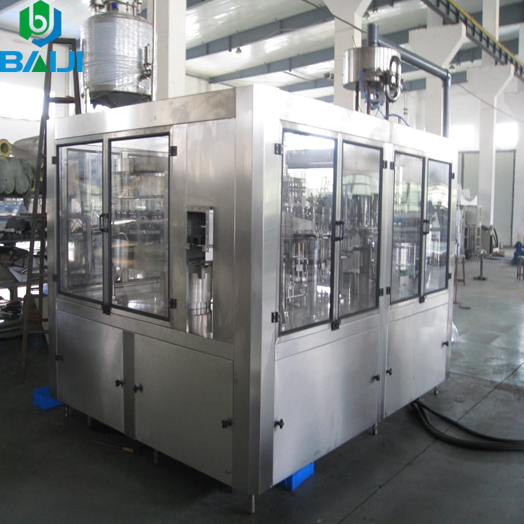 Automatic China manufacturer fruit juice concentrated juice tea drink hot filling machine for sale