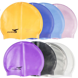 silicone textile ink printed on silicone swimming cap