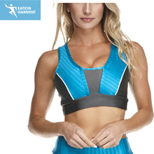 sexy girls sublimation sportswear one piece jogging gym sport wear