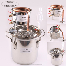 100L Copper Cooling Pipe Wine Alcohol Distillation Equipment