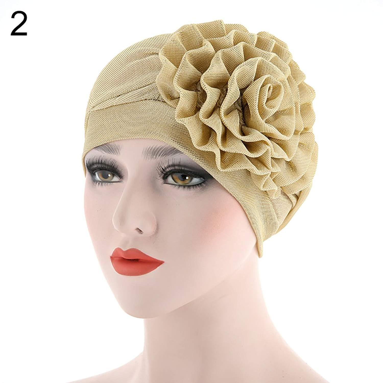 Cheap Muslim Women And The Hijab Find Headpiece Get Quotations Mosichi Fashion Gauze Side Flower Elastic Head Wrap Hat Turban Gift