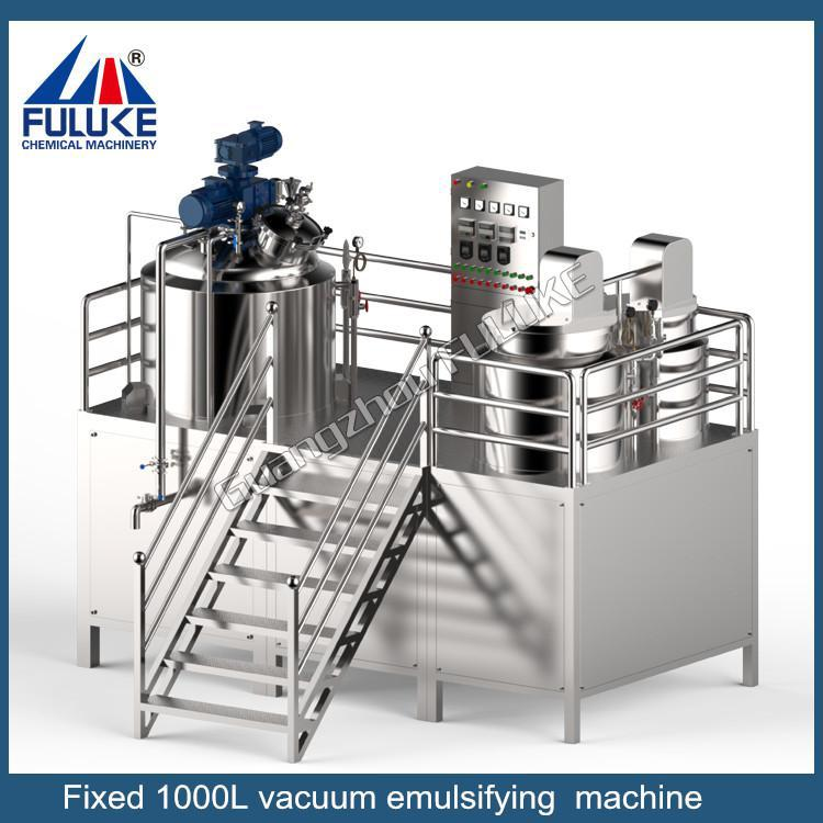 FULUKE high quality wall putty mixing machine, putty mixing machine, luting mixer