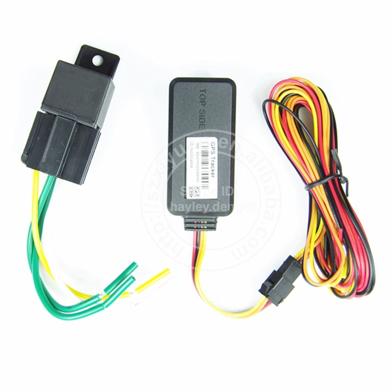 Remote Engine Cut Off Vehicle Gps Track Equipment With