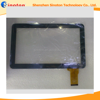 10.1inch Mf-595-101f Fpc Touch Screen 257*160mm