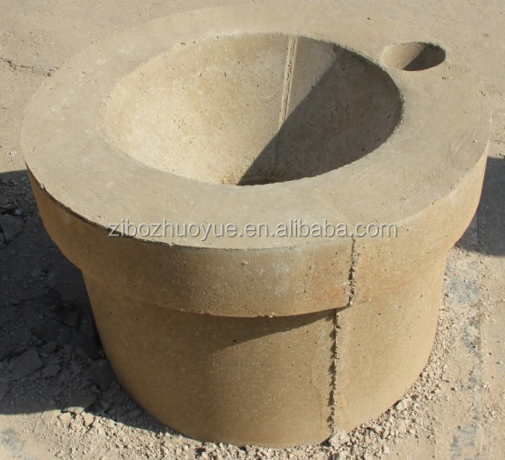 High Temperature Mortar : Refractory mortar high temperature brick
