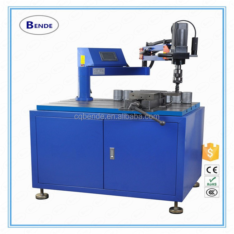 Aluminum Peddinghaus Factory Singapore: Lead-screw Auto Tapping Machine Bd-f36/industrial Tapping