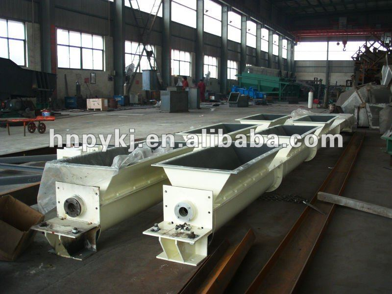 cement silo spiral screw conveyor