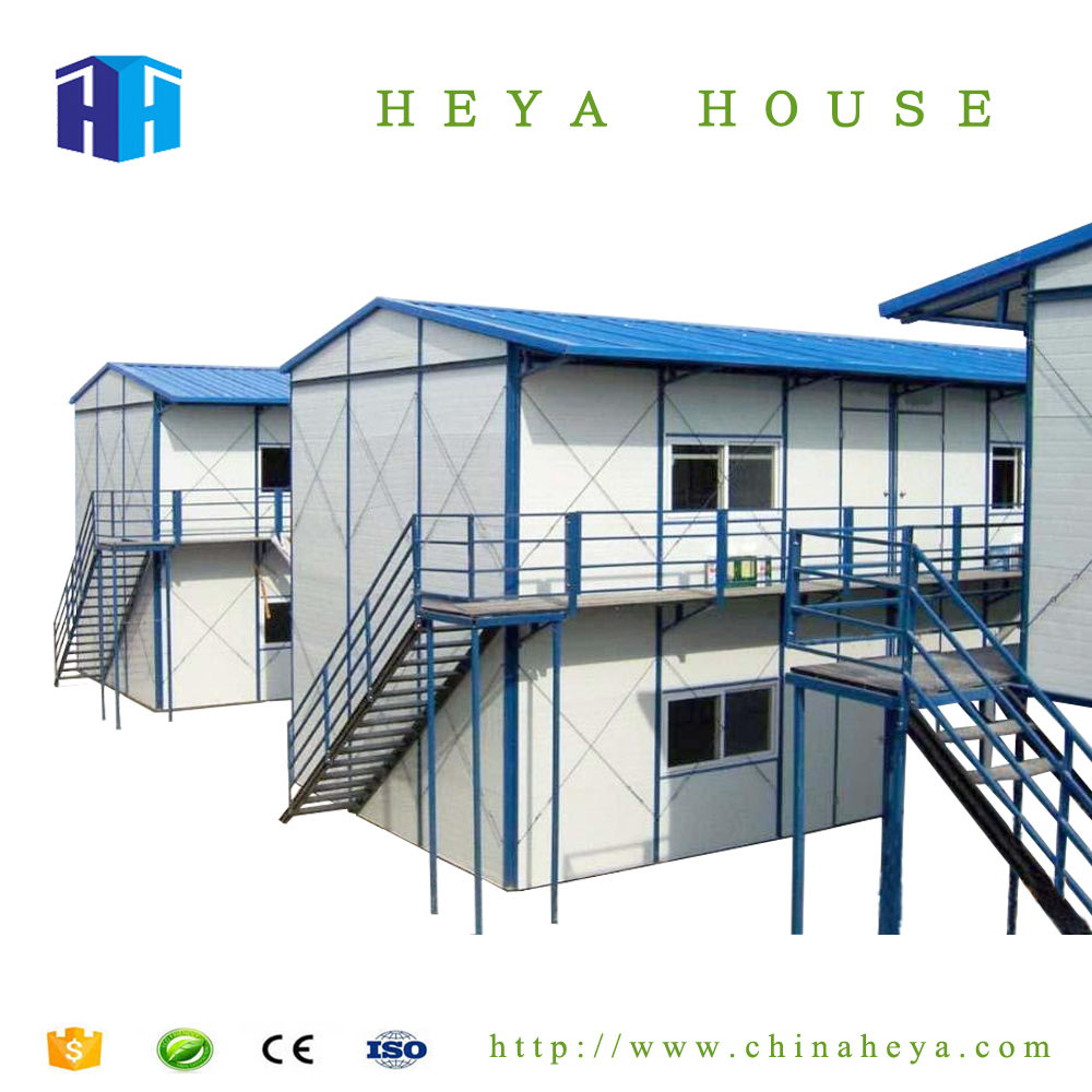 cheap two story prefab house plans australian standards China supplier