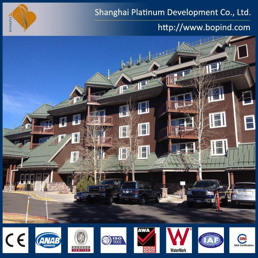 Factory Supply prefabricated high rise apartment buildings