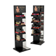 Shopping mall makeup display shelf / cosmetic display furniture / floor display stand for makeup