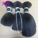 100% Natural Yak Hair for Hair Extensions 70--85cm Length Natural White Color Yak Hair White Wig and Beard