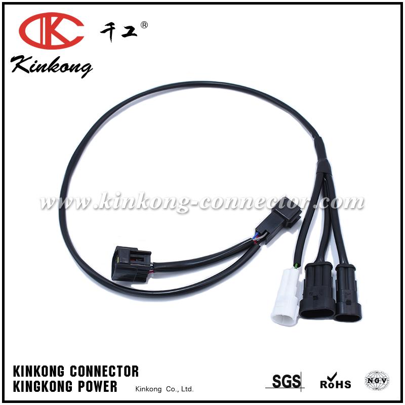 Kawasaki Connector Kawasaki Connector Suppliers and Manufacturers – Kawasaki Wiring Harness Connectors