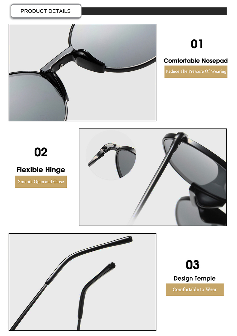 Fuqian stylish sunglasses for ladies manufacturers for women-9