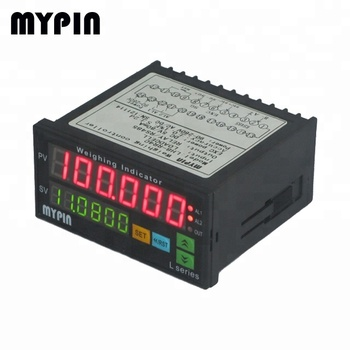 Mypin 12V DC Relay output Loadcell Indicator(LH86E-RRD)