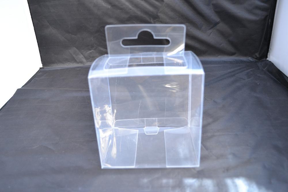 d douaner pliable pvc bo te de cosm tiques pvc bo tes d 39 emballage plastique transparent. Black Bedroom Furniture Sets. Home Design Ideas