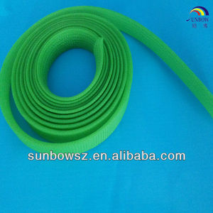 PET/nylon power line expandable sleeving for cable wire bundling and protect