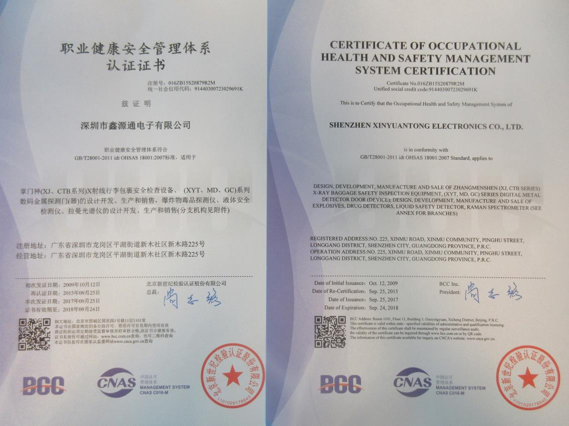 Company overview shenzhen xinyuantong electronics co ltd ohsas18001 1betcityfo Image collections