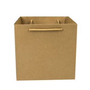 Hot Sales Production Custom Promotional Retail Paper Bag Exporter And Manufacturer