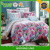 printing cotton european baby bedding set/pure linen bed sheet/luxury quilt