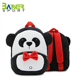 Panda animals plush kids backpack toddler boys girls preschool backpack school bags