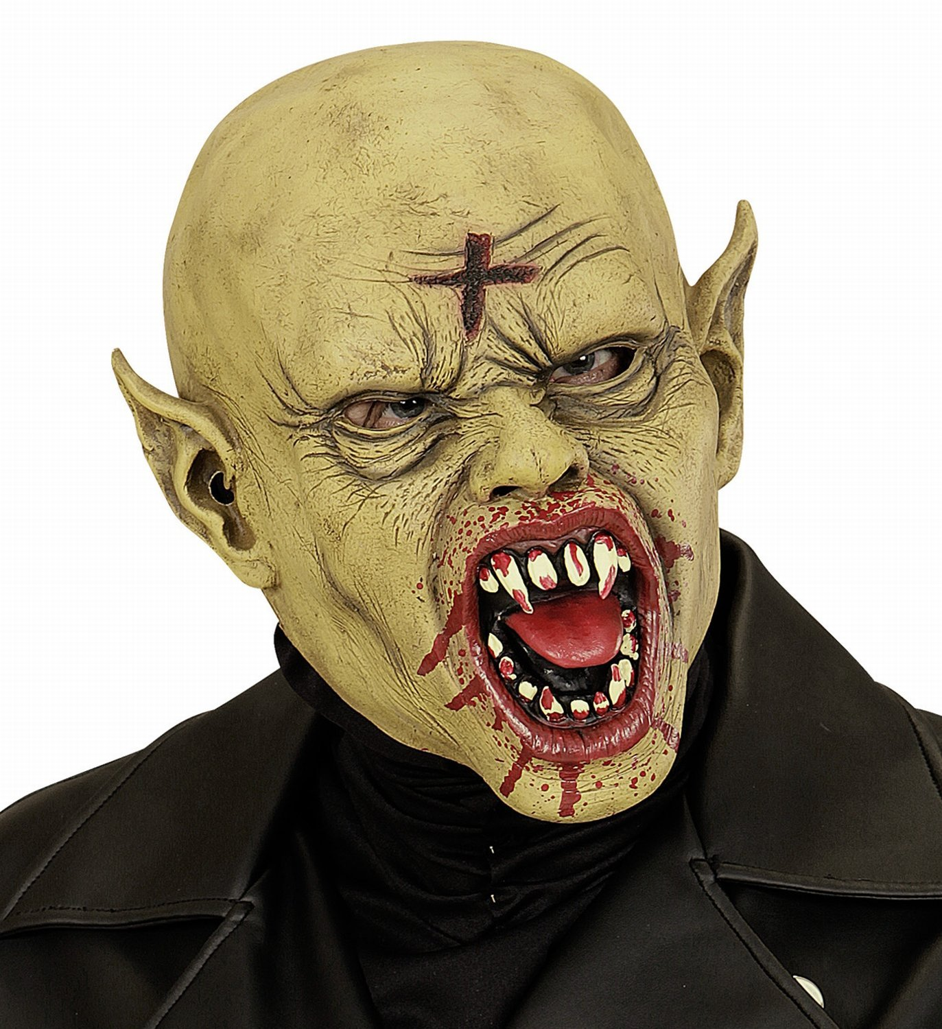 get quotations bald vampire mask