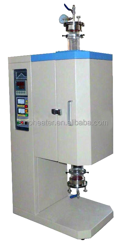 Low price high quality Automatic Vacuum Vertical Tube Furnace