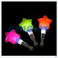 Buy wholesale battery operated star glow sticks in China on ...