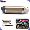 BJ-EM-001 Top Bike Exhaust System SS304 36-51mm Street Bike Motorcycle Exhaust