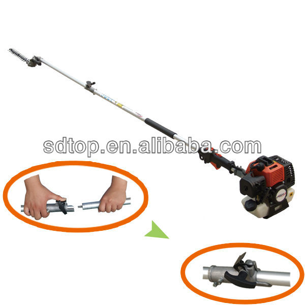 gas long pole tree trimmer export factory
