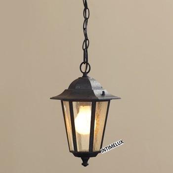 6005s Waterproof E27 Led Exterior Garden Outdoor Hanging Light Lamp ...