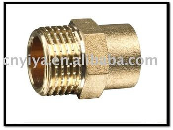 Brass Solder Fitting MY-6101