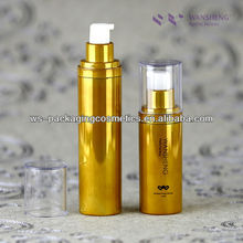 Packaging Bottle Cream Gold Cosmetic High Quality