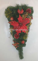 Christmas Trees Artificial Wall Mounted Decorations