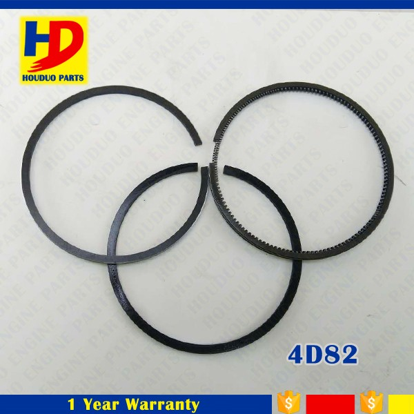 Diesel Engine Parts 4D82 Piston Ring set 2x2x4